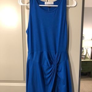 Runched Body-con Dress NWT
